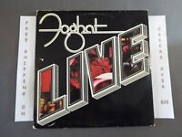"FOGHAT LIVE LP ""SLOW RIDE"" ""FOOL FOR THE CITY"" BRK 6971"