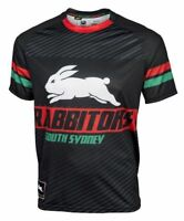 NRL Platinum Training Tee - South Sydney Rabbitohs - Sublimated - Rugby League