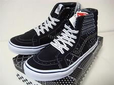VANS FDMTL SK8 HI PATCHWORK DEEP INDIGO DENIM V38R US8 BRAND NEW JAPAN LIMITED