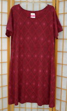 Red Plus Size Dresses for Women for sale   eBay
