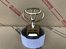 Toyota Land Cruiser 100 FZJ10 Motorhaube Emblem Logo in Gold Front Hood Emblem