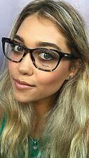 New PRADA VPR 0T4 U6M-1O1 54mm Tortoise Cats Eye Women's Eyeglasses Frame #5