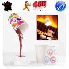 LAMPE DE BUREAU USB LED TASSE CAFE VEILLEUSE DE CHEVET IDEE CADEAU ORIGINALE