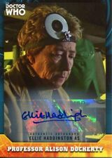 Doctor Who Signature Series Autograph Card Ellie Haddington As Prof. Alison Do
