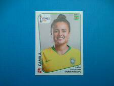 Figurine Panini Women's World Cup France 2019 n.221 Camila Brazil