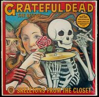 Grateful Dead Skeletons From the Closet Vinyl New White Vinyl Limited Edition