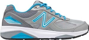 New Balance 1540v3 Running Sneaker (Women's Shoes) in Silver/Polaris - NEW