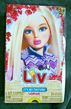 LIV DOLL: SOPHIE, IT´S MY NATURE (MUÑECA). BRAND NEW IN BOX, OLD STOCK!
