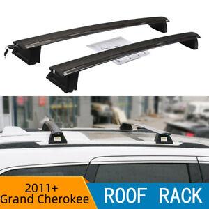 Roof Rack Cross Bar Crossbars Rack Cargo For JEEP Grand Cherokee 2011-2021