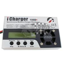 iCharger 106B+ Synchronous Balance Charger Discharge 10amp