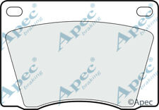 PAD522 GENUINE APEC FRONT BRAKE PADS FOR LOTUS ECLAT