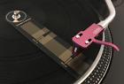 GOLD BAERWALD PROTRACTOR ALIGNMENT TOOL Turntable Phono Record Cartridge Stylus