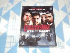 """Carlito`s Way - Weg zur Macht  DVD  Jay Hernandez, Sean """"P. Diddy"""" Combs NEU"""