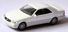 Mercedes Benz S-Klasse 600 SEC W140 Coupe 1992-98 arctisweiß 1:87 Herpa
