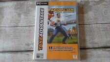 PC CD-ROM Serious Sam el segundo encuentro