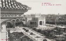 SPAIN - Sevilla - E. I. A. Plaza de America