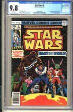 STAR WARS #8  CGC 9.8 WP NM/MT  Marvel Comics 1978  1st app Jaxxon (vol 1) Vader