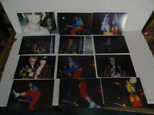 12 - PHOTOS -  ELTON JOHN  4 - 7 - 1971  SPECTRUM PHILA. PA