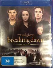 The Twilight Saga: Breaking Dawn - Part 2 Blu-ray