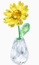 Authentic New in Box Swarovski Flower Dreams Sunflower Yellow #5254311