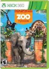 Zoo Tycoon Xbox 360 New Xbox 360, Xbox 360
