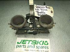 SEADOO 951 DI throttle body GTXdi rxdi xpdi SEADOO