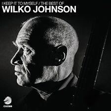 Wilko Johnson I Keep It To Myself - The Best Of Wilko Johnson Vinyl 2 LP NEW sea
