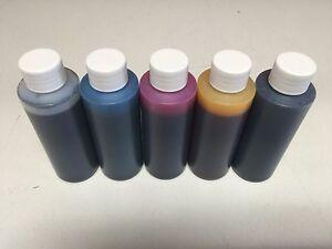 5 Color Pack Compatible Epson 522 T512 for Expression ET-7700 ET-7750 EcoTank