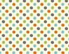 coupon de tissu patchwork Makower petits boutons colorés 40x55cm