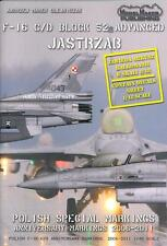 Model Maker Decals 1/48 F-16C/D BLOCK 52 Special Polish AF Markings 2006-2011