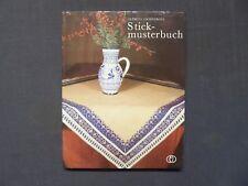 Lichnerová, Stickmusterbuch, Verlag für die Frau 1.Aufl.1987, Handarbeit
