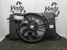 2012-17 Ford Focus 2.0L Non Turbo Radiator Cooling Fan Assembly OEM 50K