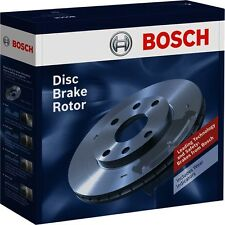 BOSCH BRAKE ROTOR REAR PAIR FOR MAZDA CX-7 ER 10/2009~01/2012 R2 2.2L DIESEL