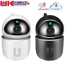 1080P Wireless WIFI IP Camera Pan/Tilt CCTV HD Baby Monitor Home Security IR CAM