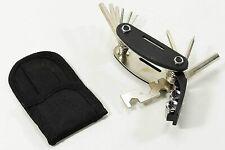Multifunzione Bicicletta Kit 16 in 1 Attrezzi chiavi per Riparazione Bici Bike