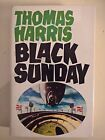 LIBRO THOMAS HARRIS - BLACK SUNDAY - CLUB DEGLI EDITORI 1979