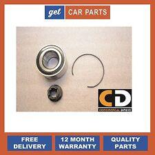 Front Wheel Bearing Kit for Renault Clio MK1 & MK2 1991-2009 CD Brand CDK1084
