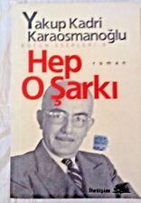 HEP o SARKI free shipping from USA yeni gibi TURKCE