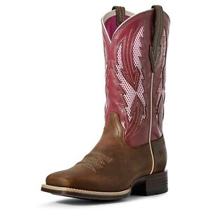 Ladies Ariat BlackJack Ventek Boot - B Medium - Wide Square Toe - Sizes 7 to 11