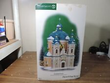 Dept 56 Alpine Village series Christkindl Church 805530