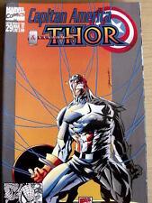 Capitan America & Thor n°29 1997 ed. Marvel Italia  [G.196]