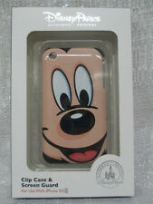 Walt Disney World Parks Mickey Mouse Clip Case & Screen Guard I Phone 3GS Case