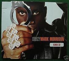 Mark Morrison Crazy Remix CD Single