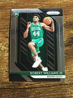 2018-19 Panini Prizm #138 Robert Williams III Rookie Card