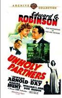 Unholy Partners [New DVD] Full Frame