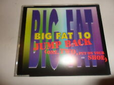 Cd   Big Fat 10  ‎– Jump Back (One, Two, Put On Your Shoe)