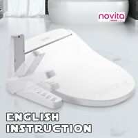 New NOVITA BD-N530A Smart Digital Bidet Seat Toilet Power Saving Dryer Heating