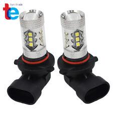 For Chevrolet Silverado 2003 - 06 Fog Lights 6000K White 80W LED Bulb H10 9145