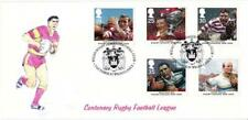 1995 Rugby League - Stampsearchers 'Special' - Wigan H/S (Red Player)