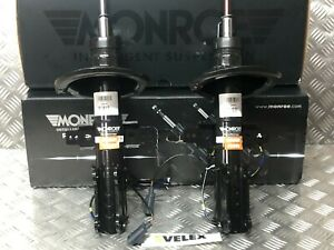 NEW EO QUALITY MONROE FRONT VOLVO S60 V70 R 2.5T SHOCK ABSORBERS (x2) C2501